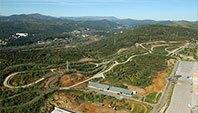 Circuit Rallye Asphalte d'Alès