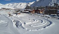 Circuit de Tignes-Val Claret