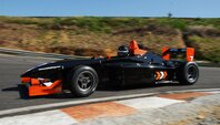 Stage de pilotage Formule 3