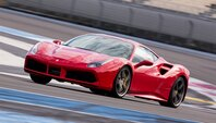 Stage de pilotage Ferrari en Bourgogne