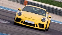 Stage de pilotage Porsche en Haute-Normandie