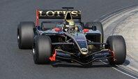 Stage de pilotage Formule Renault en Alsace
