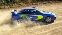 Stage de Pilotage Rallye en Ile-de-France