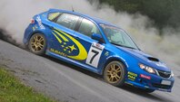 Stage de Pilotage Subaru en Auvergne