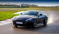 Stage de Pilotage Aston Martin en Limousin