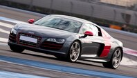 Stage de pilotage Audi R8 en Rhône-Alpes