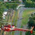 Vol en Hélicoptère Pendant les 24h du Mans