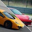 Stage de Pilotage 2 Autos - Circuit de Magny-Cours Club