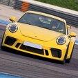 Stage en Porsche 991 GT3 Phase 2 - Circuit de Magny-Cours