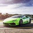 Stage en Lamborghini Huracan - Circuit de Pau-Arnos