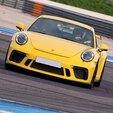 Stage en Porsche 991 GT3 Phase 2 - Circuit Paul Ricard