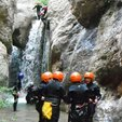Canyoning en Espagne - Canyon de Saint-Pierre (Descente facile)