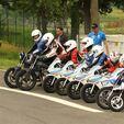 Initiation Pilotage Moto pour Enfant à Pau