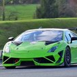 Baptême en Lamborghini Supertrofeo - Circuit du Grand Sambuc