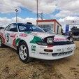 Stage Rallye en Toyota Celica à Poitiers