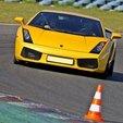 Stage en Lamborghini Gallardo - Circuit de Trappes