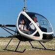 Baptême en Hélicoptère ULM près de Rambouillet