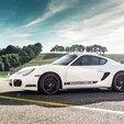 Baptême en Porsche Cayman S - Circuit de Pau-Arnos