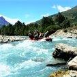 Demi Journée Rafting à Briançon