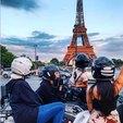 Balade en Quad à Paris