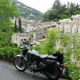 Week end en Moto Vintage dans l'Hérault