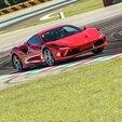 Stage de Pilotage Ferrari F8 Tributo - Circuit de Mérignac