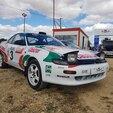 Stage Rallye en Toyota Celica près de Niort
