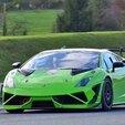 Baptême en Lamborghini Super Trofeo - Circuit de Dijon-Prenois