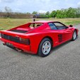 Pilotage Ferrari Testarossa - Cité de l'Automobile à Mulhouse