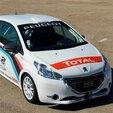 Stage en Peugeot 208 Racing - Circuit de Mireval