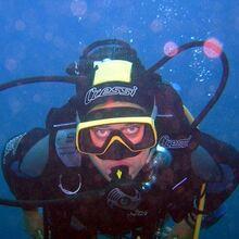 Brevet de Plongée PADI Scuba Diver à Nice