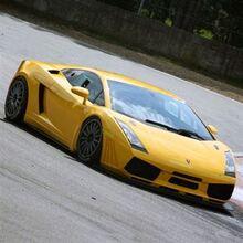 Stage en Lamborghini Gallardo - Circuit de Folembray