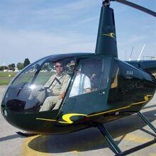 Pilotage d'Hélicoptère à Chalon-sur-Saône
