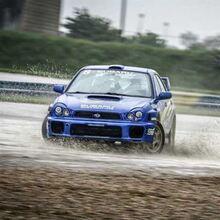 Baptême Rallye en Subaru - Circuit Rallycross de Dreux
