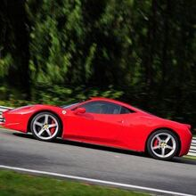 Stage en Ferrari 458 Italia - Circuit de Croix-en-Ternois