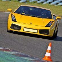 Stage en Lamborghini Gallardo - Circuit des Écuyers