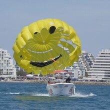Parachute ascensionnel à La Grande-Motte