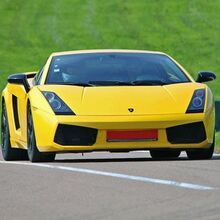 Stage en Lamborghini Gallardo - Circuit de Chambley