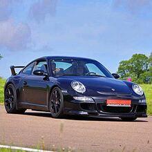Stage en Porsche 997 Aerokit GT3 - Circuit de Chambley