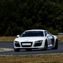 Stage de Pilotage Audi R8 V10 sur le Circuit de Lohéac