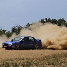 Stage Rallye en Subaru - Circuit de Monteils