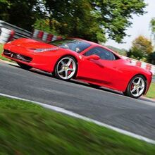 Stage en Ferrari 458 Italia - Circuit de Mérignac