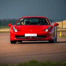 Stage en Ferrari 458 Italia - Circuit de La Ferté-Gaucher