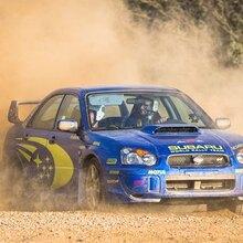 Stage de Pilotage Rallye en Subaru à Poitiers