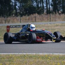 Stage en Formule Renault 2000 (journée) - Circuit Dijon-Prenois
