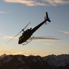 Baptême en Hélicoptère et Escale Gourmande en Auvergne