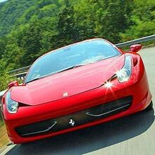 Stage en Ferrari 458 Italia - Circuit de Lédenon