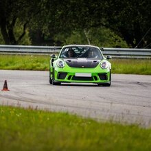 Baptême en Porsche 991 GT3 RS - Fontenay-le-Comte