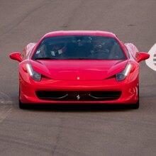 Stage en Ferrari 458 Italia - Circuit d'Alès