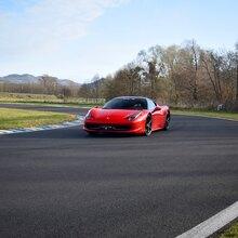 Stage en Ferrari 458 Italia - Circuit de Château-Gaillard
